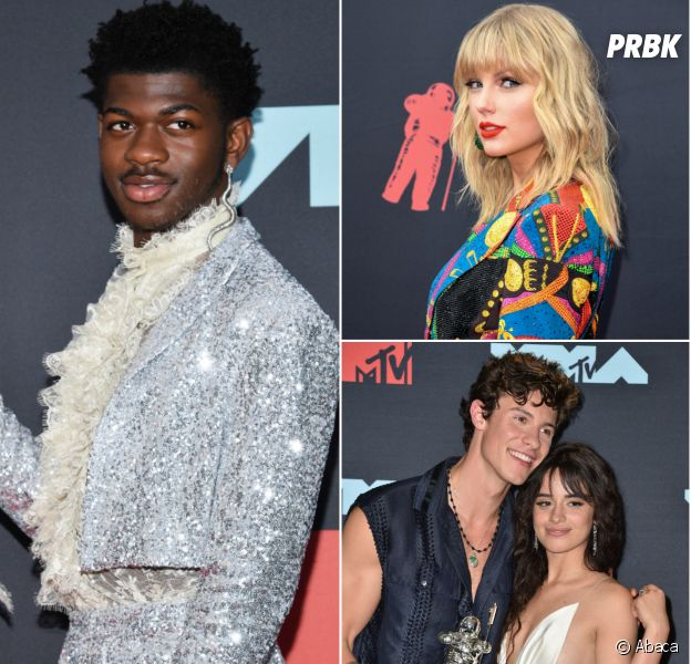 MTV VMA's 2019 : Lil Nas X, Taylor Swift, Shawn Mendes... découvrez le palmarès complet