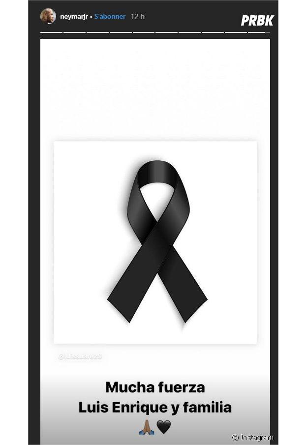 Luis Enrique annonce le décès de Xana, sa fille de 9 ans