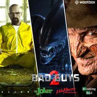 Joker, Breaking Bad, Alien... craquez pour la Woobox Bad Guys II