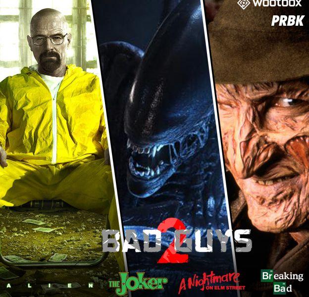 Freddy : Les Griffes de la Nuit, Joker, Breaking Bad, Alien... craquez pour la Woobox Bad Guys II