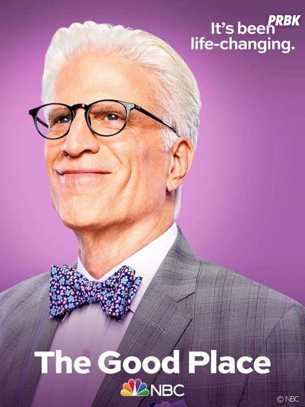 The Good Place saison 4 : l'affiche de Michael (Ted Danson)