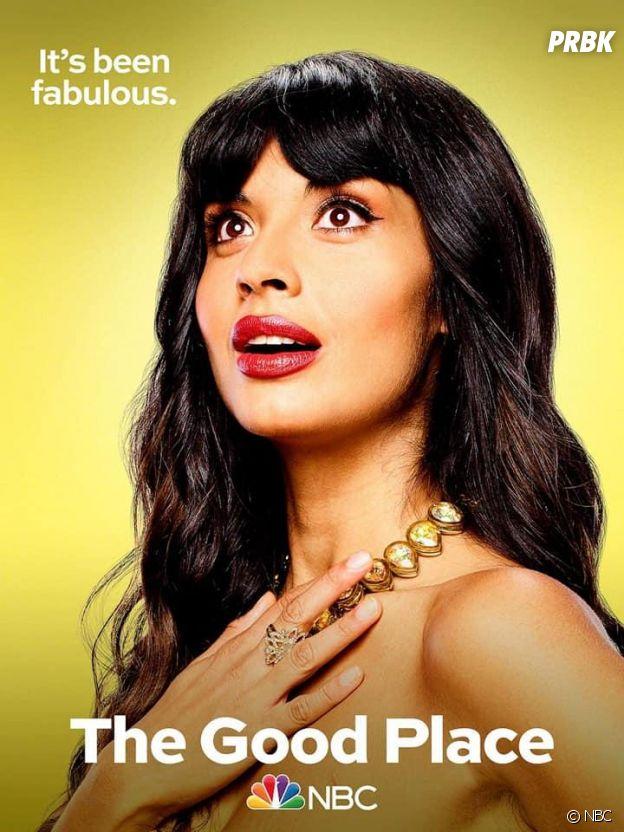 The Good Place saison 4 : l'affiche de Tahani (Jameela Jamil)