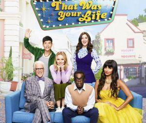 The Good Place saison 4 : l'affiche de l'ultime saison