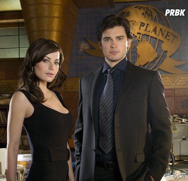 Smallville : après Tom Welling, Erica Durance reprend son rôle de Lois Lane dans Arrow