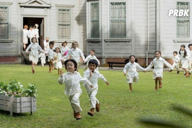 The Promised Neverland adapté en live-action, premières images du film dévoilées