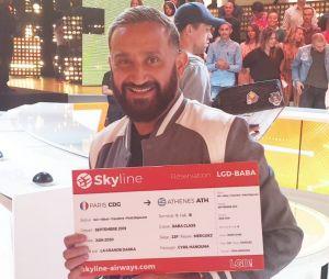 Cyril Hanouna, TPMP et les fanzouzes victimes d'une arnaque avec Skyline Airways ? L'animateur réagit