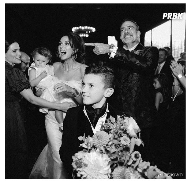 Hilarie Burton et Jeffrey Dean Morgan annoncent leur mariage sur Instagram