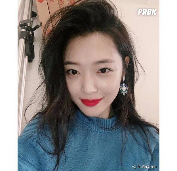 Sulli, star de K-pop et ancienne chanteuse des F(x) retrouvée morte à 25 ans