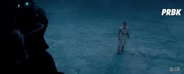 Star Wars 9 : Rey face à Palpatine