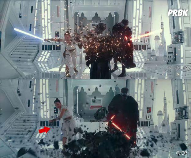 Star Wars 9 : Rey et Kylo Ren unis