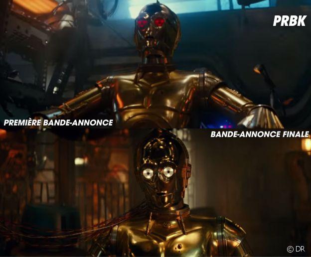 Star Wars 9 : C3PO en danger