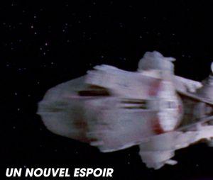 Star Wars 9 : un vaisseau familier
