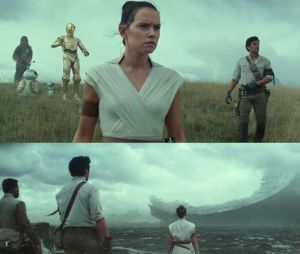 Star Wars 9 : Finn au coeur de la bataille Rey/Kylo Ren ?