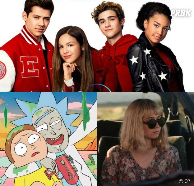 High School Musical, Rick et Morty... les 10 séries à voir en novembre 2019