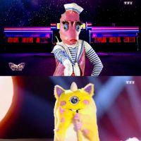 Mask Singer : l'hippocampe et le monstre dévoilent leur identité après leur élimination