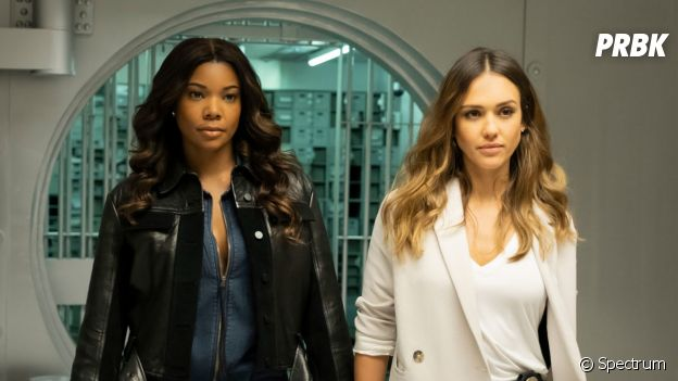 Jessica Alba et Gabrielle Union dans Los Angeles Bad Girls