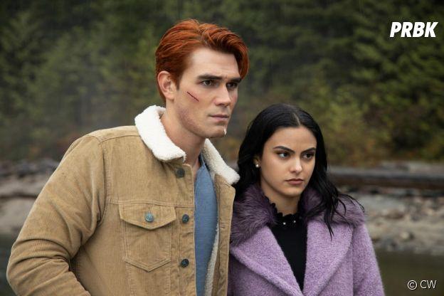 Riverdale saison 4, épisode 9 : Archie et Veronica sur une photo