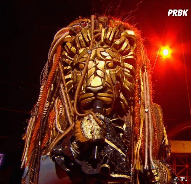 Mask Singer : quelle célébrité est le lion ?