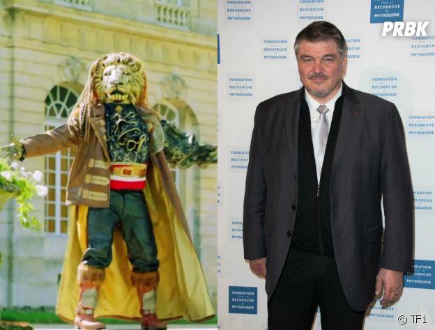 Mask Singer : David Douillet est-il le lion ?