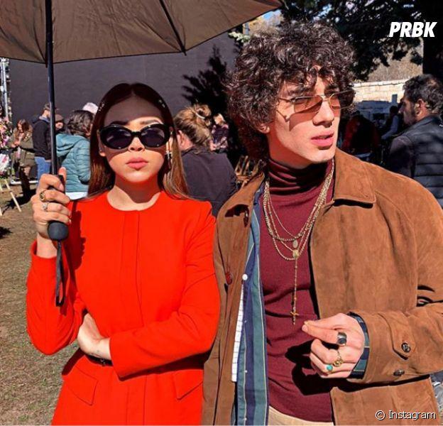 Elite saison 3 : cette photo de Danna Paola et Jorge Lopez est-elle un spoiler ?