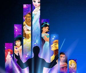 Disney en concert – Magical Music from the Movies : revivez les chansons Disney en live
