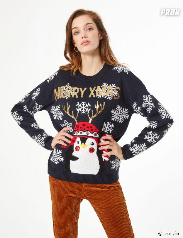 Le pull de Noël Jennyfer