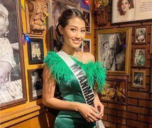 Miss Univers 2019 : Swe Zin Htet (Miss Myanmar) est la première candidate du concours à être ouvertement lesbienne et risque la prison dans son pays