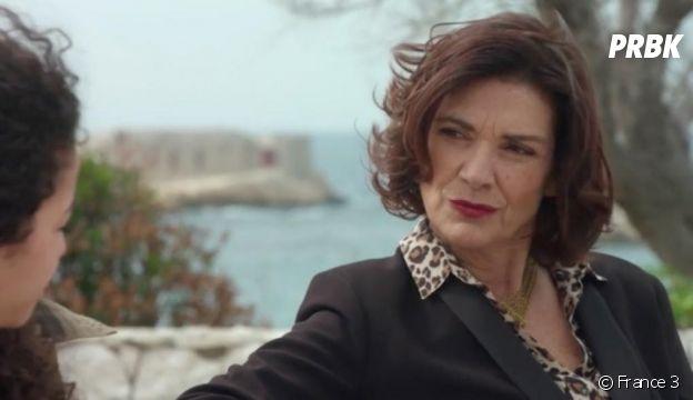 Plus belle la vie : Anne Canovas - l'interprète d'Anémone Vitreuil de retour