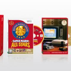 Nintendo ... Fête les 25 ans de Mario
