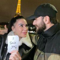 """Milla Jasmine (Les Princes) fiancée à Mujdat : """"Le meilleur reste à venir"""""""