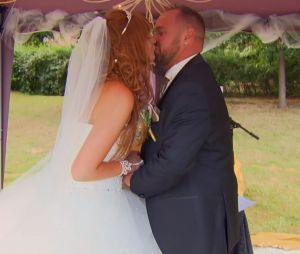Sandrine (4 mariages pour 1 lune de miel) atteinte d'un cancer : son mari David confie qu'elle a perdu la vue et fait une hémorragie cérébrale