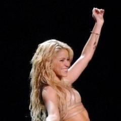 Photos ... Shakira en concert à Los Angeles