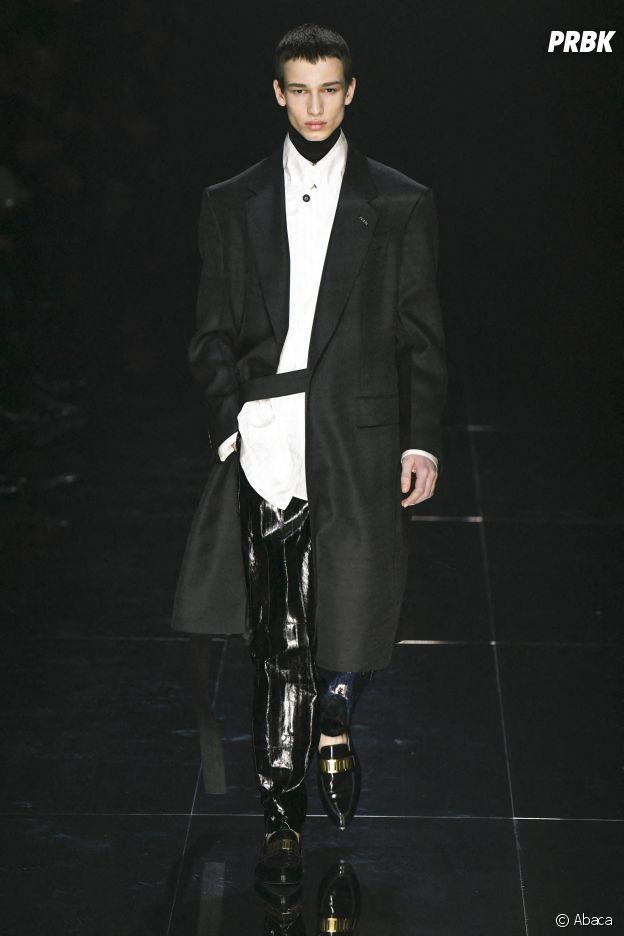 Paris Fashion Week : la collection automne-hiver 2020 de Dunhill