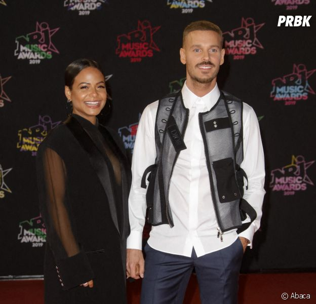 M. Pokora et Christina Milian sont les parents d'un petit garçon