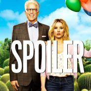 The Good Place saison 4 : le créateur et Kristen Bell expliquent la fin de la série