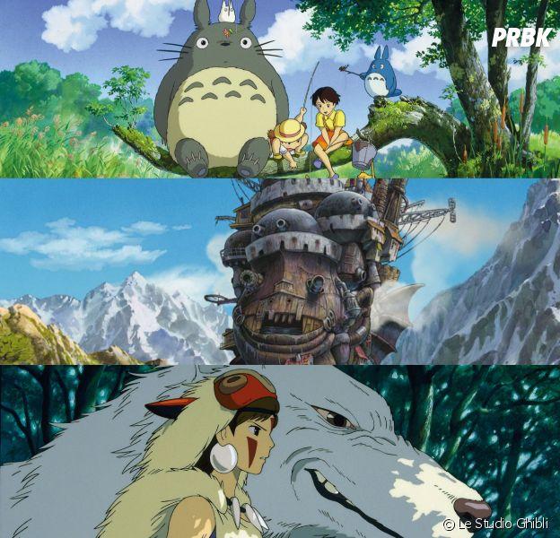 Un parc d'attractions inspiré des films du studio Ghibli ouvrira au Japon en 2022