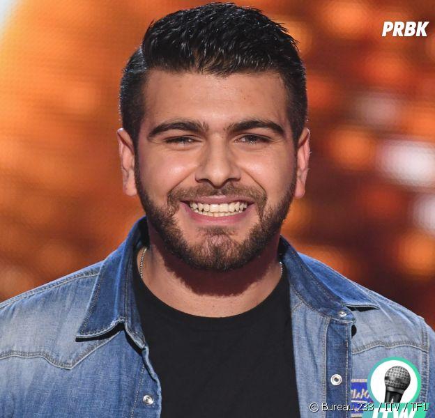 Julian Deleria (Les Princes) dans The Voice 2020