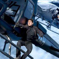 Mission Impossible 7 & 8 : Tom Cruise fera 3 cascades encore plus folles que la scène en hélicoptère