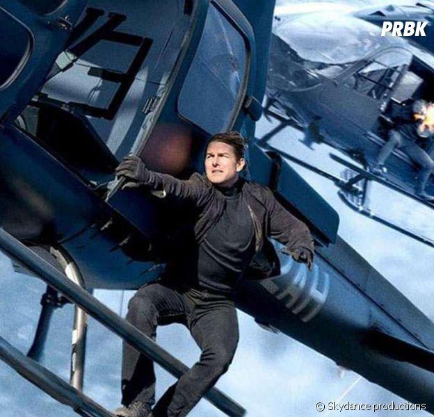 Mission Impossible 7 et 8 : Tom Cruise fera 3 cascades encore plus folles que la scène en hélicoptère
