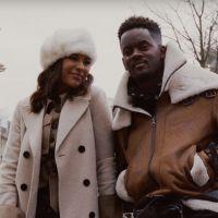 Black M déclare son amour à sa femme Léa dans un clip romantique