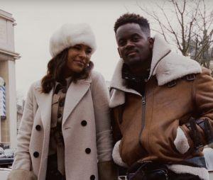 """Clip """"Léa"""" : Black M fait une belle surprise à sa femme Léa"""