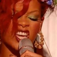 Rihanna ... Regardez son passage dans X-Factor UK