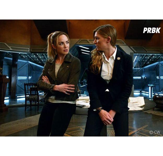 Legends of Tomorrow saison 5 : le couple Sara et Ava menacé par une héroïne de Arrow ?