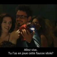 Iron Man 2 ... découvez une scène inédite ... Nathalie enfile les gants