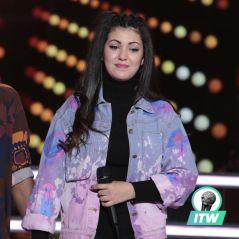 """Kim (The Voice 2020) éliminée face à Ifè : """"Je suis très reconnaissante"""" (Interview)"""