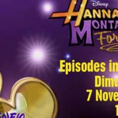 Hannah Montana Forever ... Le double épisode Révélation ... dimanche 7 novembre 2010 sur Disney Channel