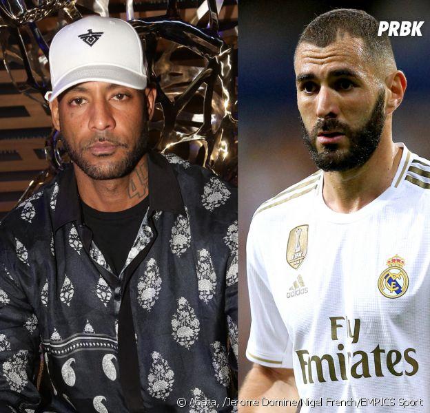 Booba unfollow Karim Benzema : le rappeur kiffe pas son soutien à Bassem