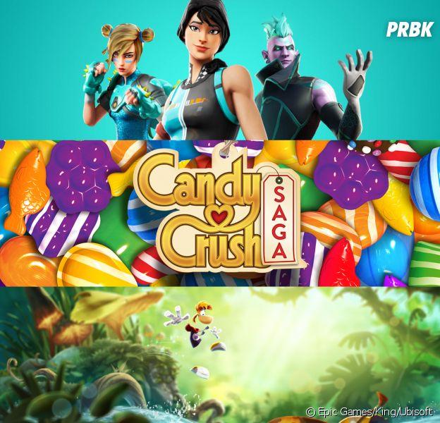Fortnite, Candy Crush, Rayman Mini... Pendant le confinement, profitez-en pour jouer à des jeux sur l'App Store et sur Apple Arcade