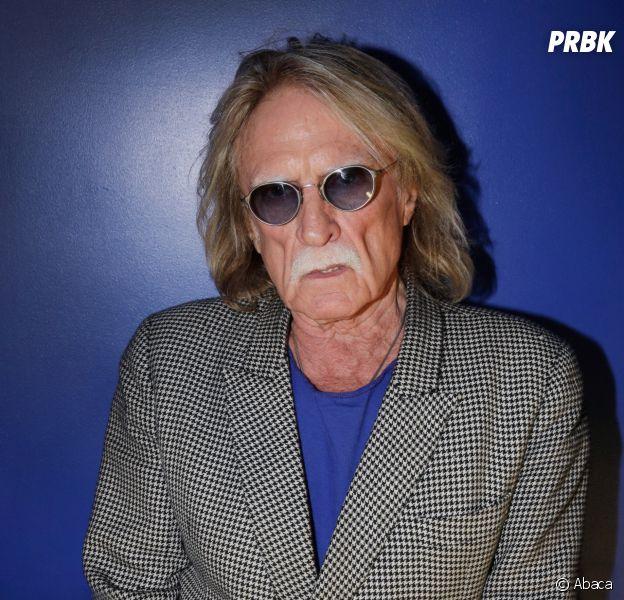 Le chanteur Christophe est mort à 74 ans