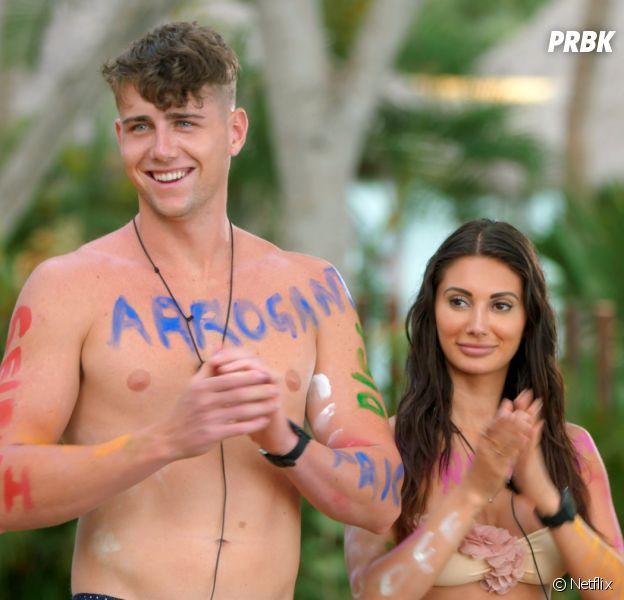Harry (Too Hot To Handle) et Francesca toujours en couple ? La réponse